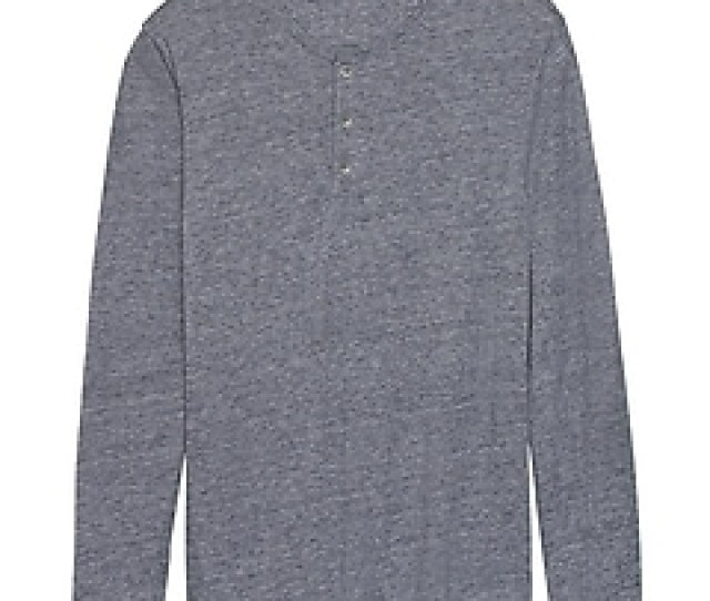 Vintage Henley T Shirt