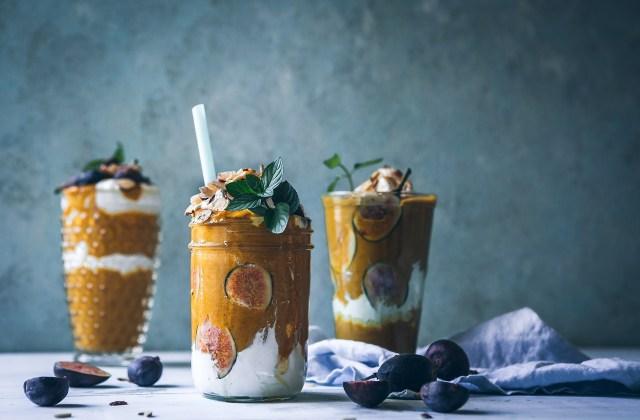 Pumpkin Spice Latte de luxe
