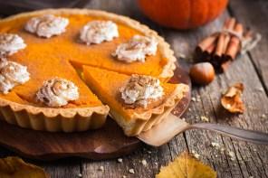 Pumpkin Pie - immer eine Sünde wert!