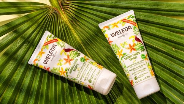 Weleda Limited Edition Summer Garden Shower