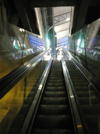 Going up to La Motte-Picquet – Grenelle metro station on line 8.