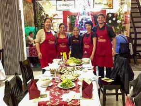 Cooking class in Hue with Miss Thuy
