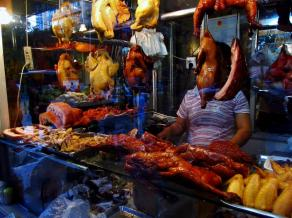 Typical Cantonese roasted meats!