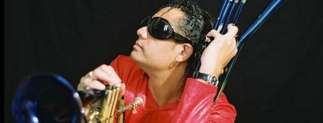 Franck Nicolas @ Jazz à Junas