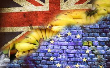 Mercado británico de bananos después del Brexit