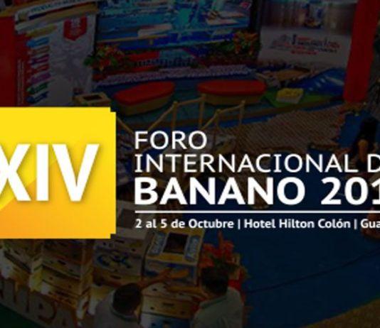 14° Foro Internacional del Banano 2017 deja grandes resultados