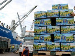 Las exportaciones de banano ecuatorianas 2018