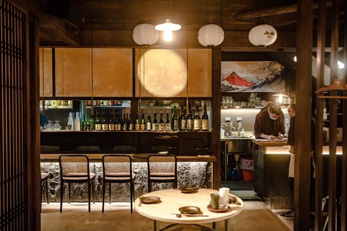 台北中正|璞滿滿居酒屋 台大老宿舍轉變的日本味隱世所,台灣清酒搭上串燒、日料