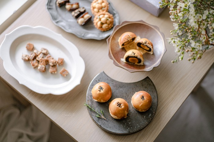 上信饌玉:送禮推薦禮盒,一吃就喜歡上的太妃糖、夏威夷豆椒香豆塔