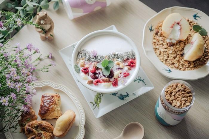 優格推薦-日青優格 每天都想吃的純鮮乳優格、好喝優優飲、伯爵牛奶烘焙燕麥片