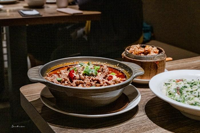 台北聚餐:四川吳抄手 酸香功夫川菜,嚐米其林推薦菜單紅油抄手、水煮牛肉