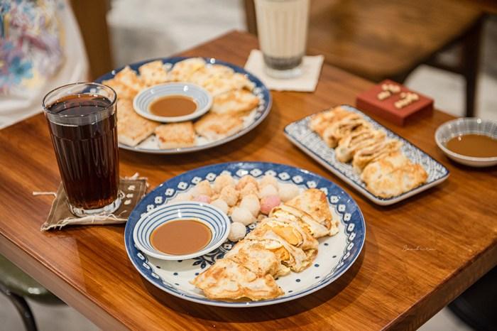 行天宮美食:軟食力行天宮店 台北手工南部粉漿蛋餅早餐,13種以上台灣經典口味