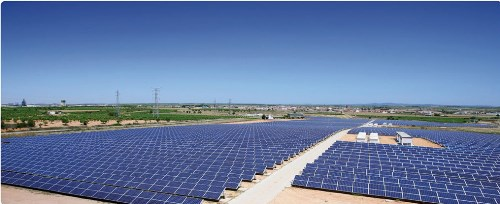 Making Solar Energy