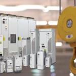 Điều khiển cẩu trục với biến tần công nghiệp dạng mô-đun của ABB