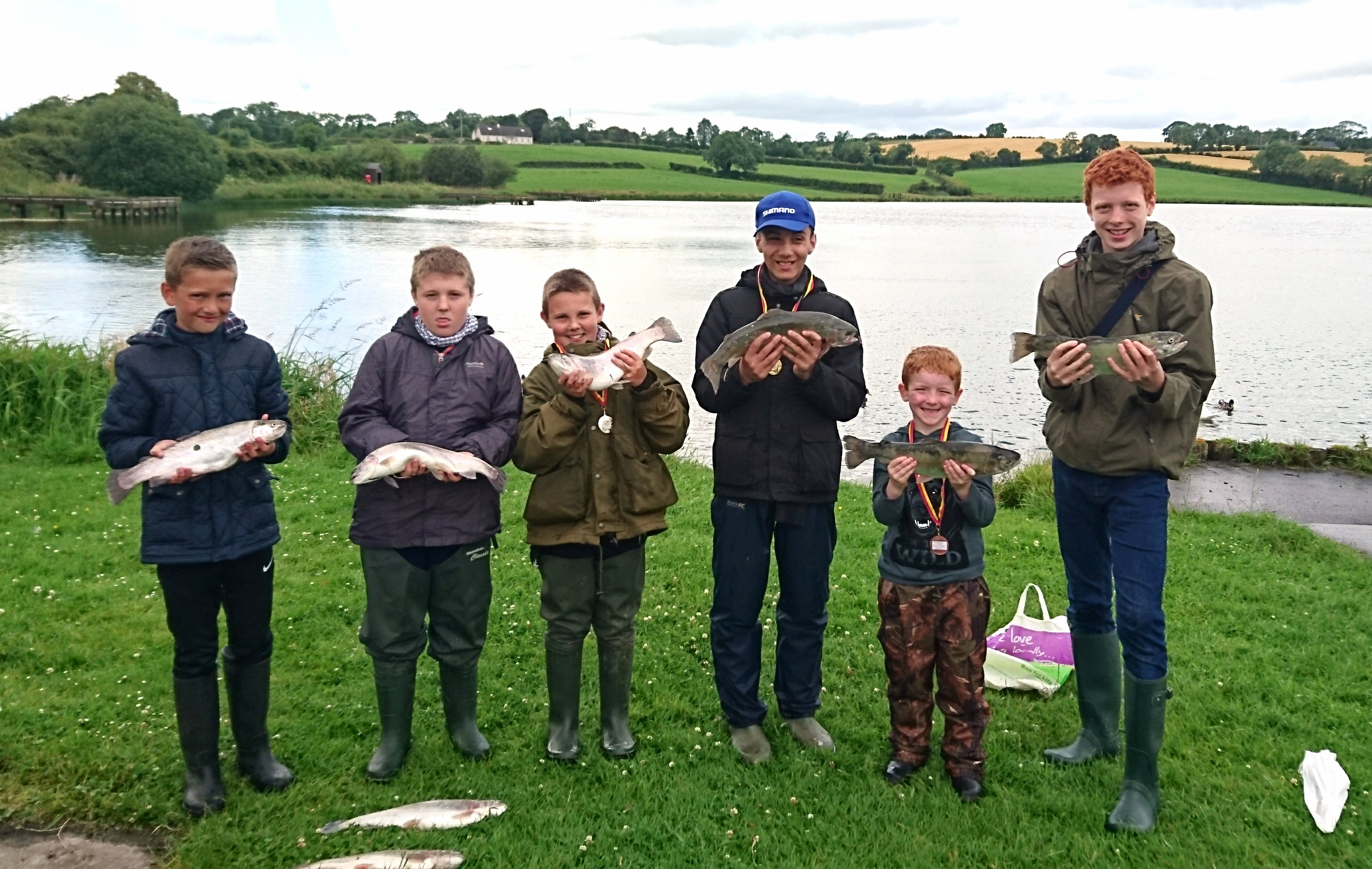 Fishing Report – July 2017