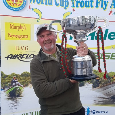 BAC Geoff Hylands World Cup Winner 2017 - Lough Mask 7 August 2017