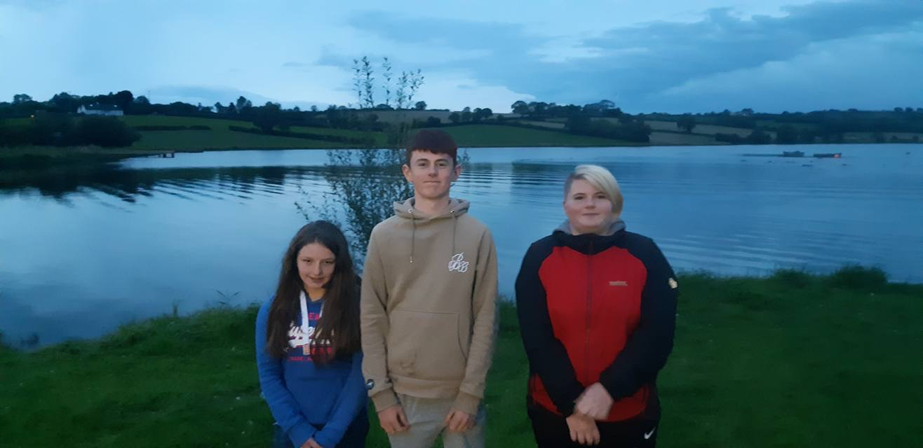 BAC Juvenile Angers at The Corbet Cup competition at Corbet Lough on 25 August 2018