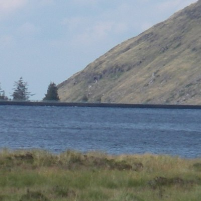 BAC - Spelga Dam, Mourne Mountains August 2019