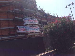 Stop speculazione e privatizzazioni a Bagnoli!