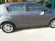 Chevrolet hatchback for hire