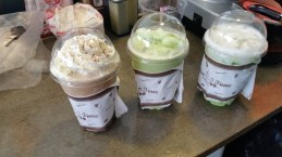 Frappuccinos at Smarties Ban Chang