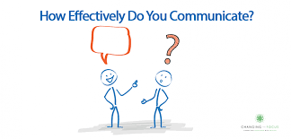 Effective Communication - Banchi Inspirations