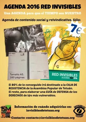 Cartel Agenda Invisibles2016 10