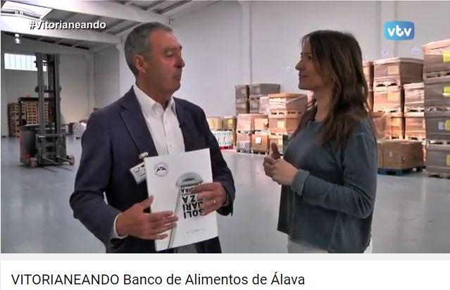 VTV (Vitoria Televisión) emite un reportaje para explicar el funcionamiento del BAA