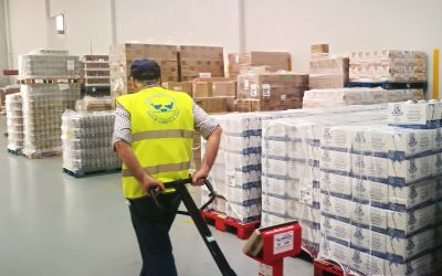 1.779 personas se benefician en Álava de ayudas europeas a la alimentación
