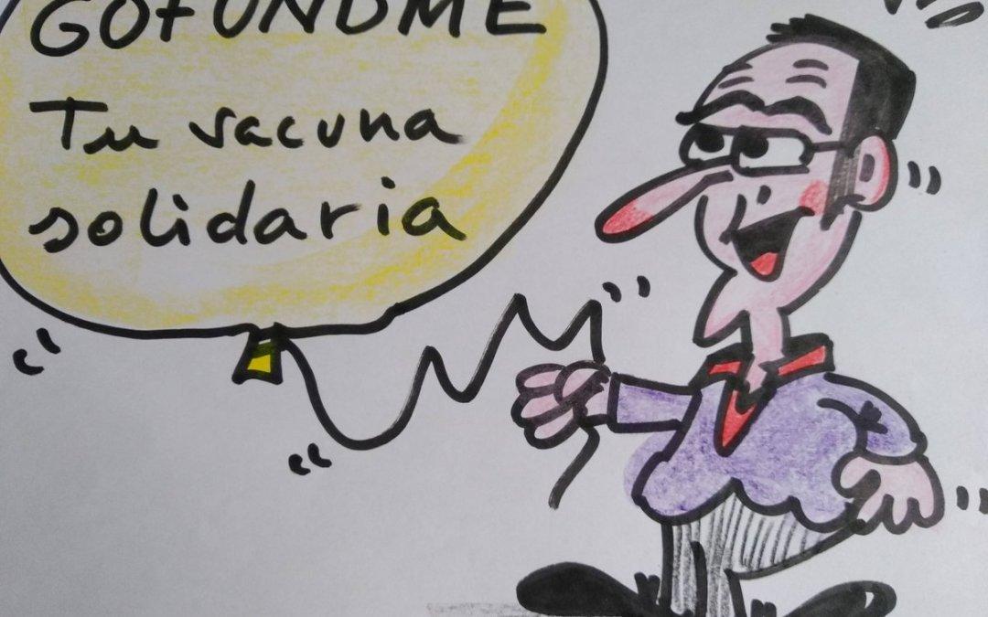 La cultura alavesa se moviliza en una campaña a favor del Banco de Alimentos (El Correo – 21/04/2020)