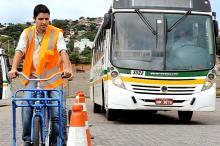 Iniciativa envolverá mais de 300 profissionais do transporte coletivo