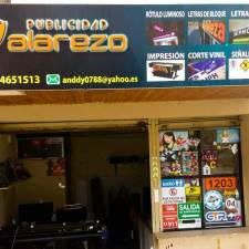 Publicidad Valarezo