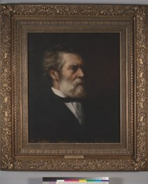 Keith, William. Portrait of George Davidson. Courtesy of The Bancroft Library, University of California, Berkeley Online