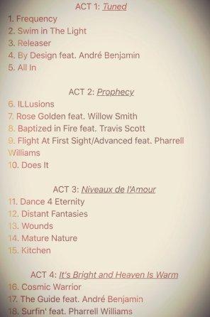 cudi-tracklist