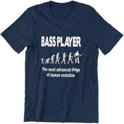 Evolution Bass Guitarists