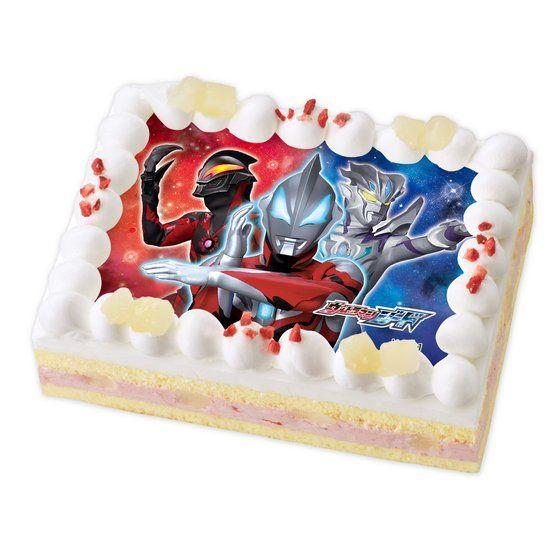[キャラデコプリントケーキ] ウルトラマンジード アニメ・キャラクターグッズ新作情報・予約開始速報