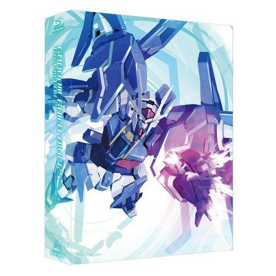 ガンダムビルドダイバーズ Blu-ray BOX 2 [コレクターズ版]初回限定生産 アニメ・キャラクターグッズ新作情報・予約開始速報