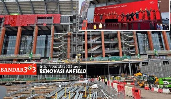 The Klopp Salute Anfield