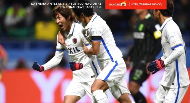 Kashima Antlers 3 0 Atletico Nacional FCWC Japan 2016