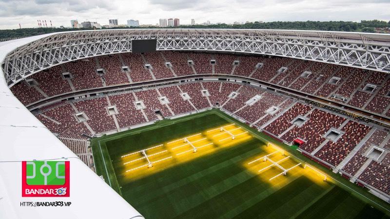 Luzhniki Stadium Renovasi