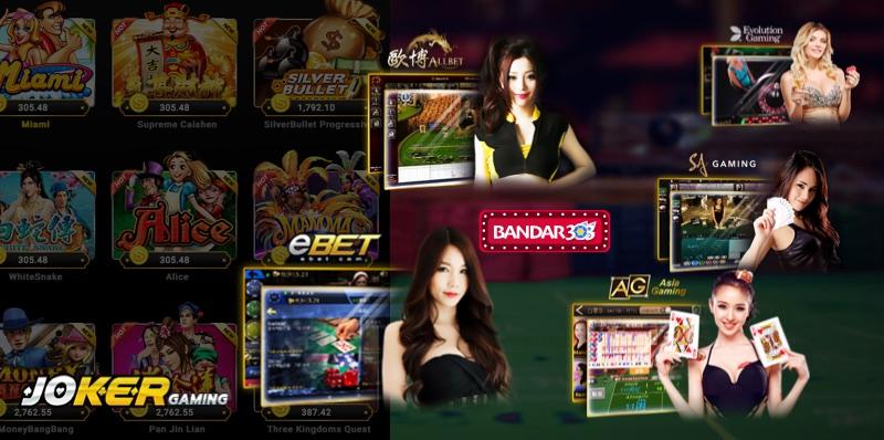 Live Casino Slot Games Joker