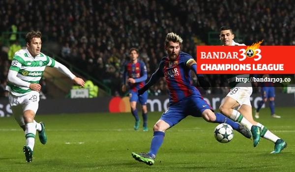 Lionel Messi Celtic Gol Barcelona UCL 2016