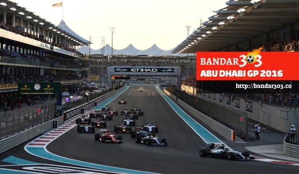 Nico Rosberg Mercedes Abu Dhabi GP 2015