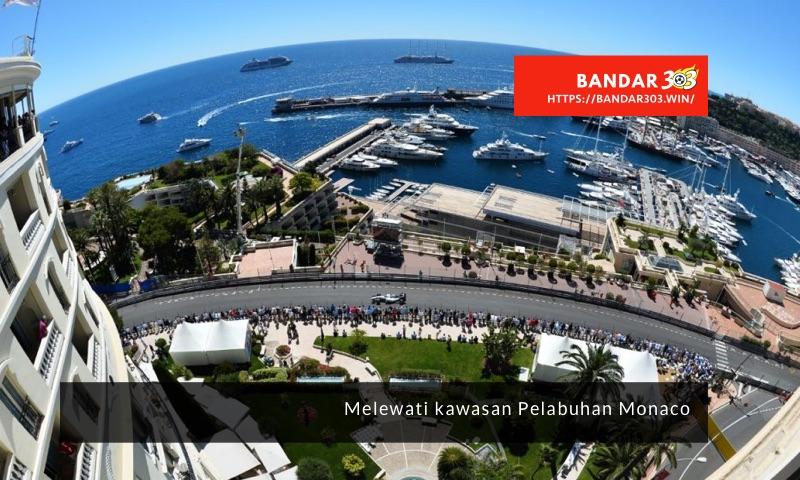 Circuit de Monaco Pelabuhan
