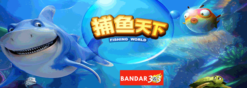 Fishing World GG Gaming