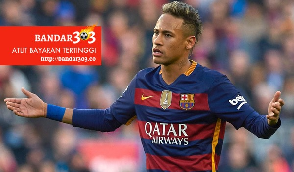Neymar, penyerang Barcelona asal Brazil merupakan salah satu pemain termuda dengan bayaran tertinggi