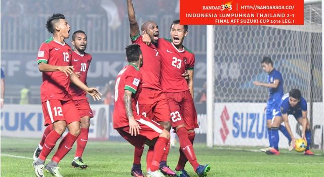 Final AFF Suzuki Cup 2016 Indonesia Thailand 2-1 Hansamu Pranata
