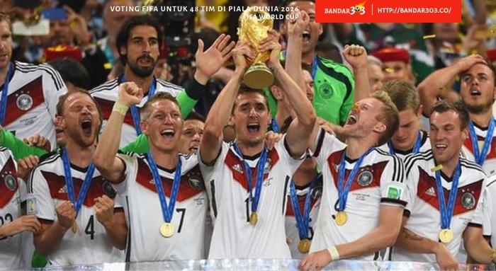Jerman Juara Piala Dunia 2014 FIFA