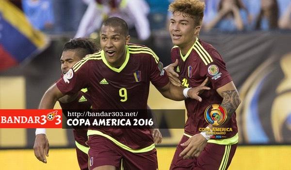 Salomon Rondon Venezuela Copa America