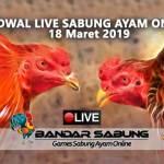 Jadwal Sabung Ayam Online S128 Dan SV388 18 Maret 2019